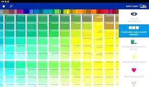 Ici Color Chart Malaysia Ici Paint Catalogue Color Wheel Chart With Names Of Colors