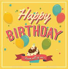 Free Birthday Card Templates 21 Birthday Card Templates Free Sample