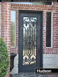 iron front doorsiron front doors iron gates  Monaco Doors