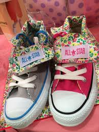 Fun Converse Designs Trend In Tokyo Converse Sneakers With Girlish Features