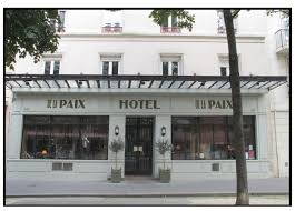 Hotel De La Paix Montparnasse Hotel Paix Montparnasse France Paris Bookingcom