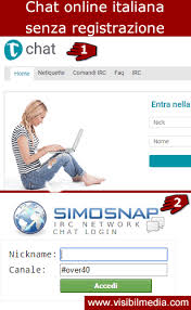 chat italiana senza registrazione