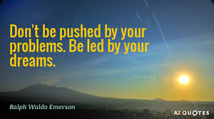 Quote For Dreams Best of Ralph Waldo Emerson Quotes About Dreams AZ Quotes