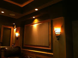 home theatre lighting ideas. Shocking Ideas Home Theater Wall Sconces Architectural Lighting Gallery Kole Digital Inside Best Art Deco Theatre