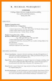 Incomplete Masters Degree On Resume Sample Resume How To Put Unfinished Degree Profesional Resume Template 3