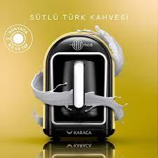 Karaca Hatır Mod Sütlü Türk Kahve Makinesi Lime Karaca Home