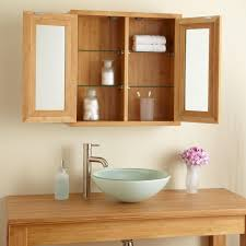 Bamboo Bathroom Sink 24 Lusky Bamboo Medicine Cabinet Bathroom