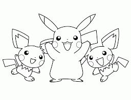Dessin A Imprimer Gratuit Pokemon Noir Et Blancl