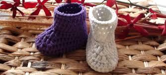 Crochet Booties Pattern Interesting Crochet Newborn Booties Pattern Crochet Hooks You