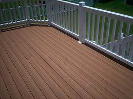 Stylish Trex Decking Color Combinations With Newtechwood - Exterior decking materials