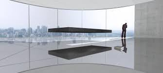 Floating Beds Neat Janjaap Ruijssenaars Magnetic Bed Also