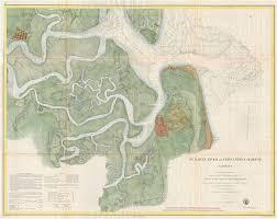 St Marys River And Fernandina Harbor Florida