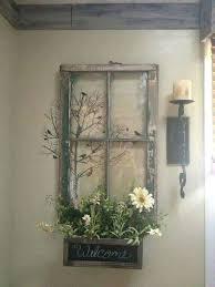 window frame wall art really encourage fresh old decor with regard to faux window faux frame hobby lobby wall art