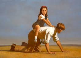 the new world the surreal and fascinating paintings by bo bartlett