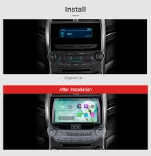 2012 Chevy Chevrolet MALIBU Android 7.1 DVD player Radio GPS ...