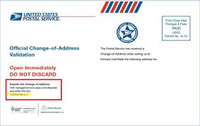 change of address the basics