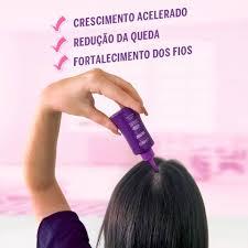luminus hair benefícios