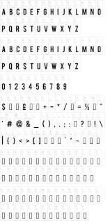 Dafont Nexa Light Bebas Font Free Download Dafont Free