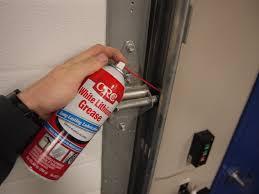 how to lubricate a garage doorGarage Doors  Garageor Lubricant Sds Blaster Reviewgarage