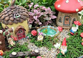 fairy garden images.  Fairy How To Plant A Fairy Garden On Images E