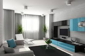 Modern Apartment Living Room with Living Room Apartment Ideas