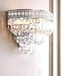 chandelier and wall sconce sets incredible bathroom modern sconces light lights design crystal wa