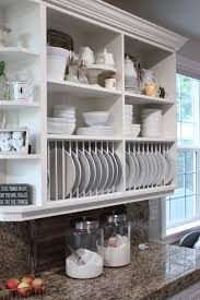 Picture Of open kitchen cabinets is also a great alternative to ... Picture  Of open kitchen cabinets is also a great alternative to standard upper  cabinets ...