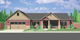 Why Youu0027ll Love A OneStory House Plan  The House DesignersOne Story House