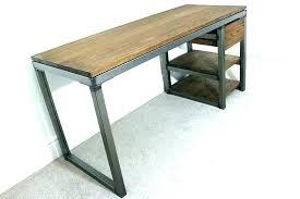 vintage metal office desk. Industrial Style Office Desk Metal Table Legs Vintage E
