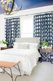 Small Bachelor Bedroom Before After Going Glam In A Bachelor Pad Bedroom Designsponge