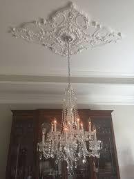 best 25 ceiling medallions ideas on ceiling medallion regarding new household ceiling plate for chandelier designs