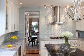 artistic tile danse lucido water jet behind stove range