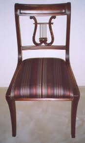 2011G Duncan Phyfe Chair Elmwood pany Specializing in pre