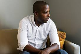Image result for black man in deep thought