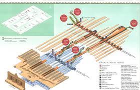 IEEERSJ IROS2013  Social EventsGrand Central Terminal Floor Plan