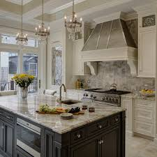 Two-Tone Traditional Kitchen