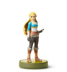 Zelda Breath Of The Wild Amiibo Guide How To Use Amiibo