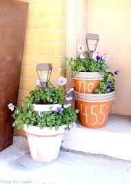 diy outdoor planters outdoor planters solar light planters easy planter ideas to make for the diy