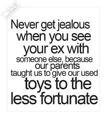 Love Jealousy Quotes Awesome Jealousy Love Quote QUOTEZ○CO