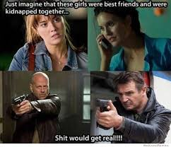 Die Hard And Taken | WeKnowMemes via Relatably.com