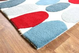 red white blue braided rugs matrix teal thick wool rug martin carpets jean