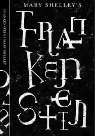frankenstein book cover electrikmode