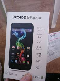 Archos 50 Platinum / Mit Rechnung 3tage ...