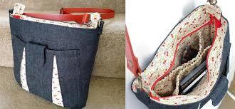 7 Crossbody Bag Patterns to Sew & 7 crossbody bag patterns to sew Adamdwight.com