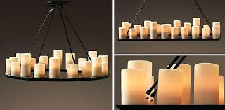 candle chandeler pillar candle chandelier about remodel decorating home ideas with pillar candle chandelier home decoration