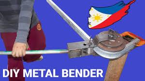 diy adjule bender for square tubing
