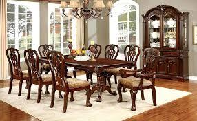 formal dining room sets for 12 furniture of formal dining room set regarding chairs plan formal