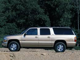 Chevrolet Suburban generations technical specifications and fuel ...