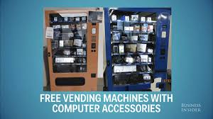 Facebook Vending Machine Simple All The Incredible Perks For Facebook Employees Revealed