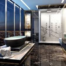 Small Picture Modern black and white luxury bathroom design See more